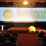 Award ceremony of Superbrands Macedonia and Superbrands Adriatic 2009