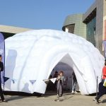 Campaign ALKALOID Igloo – Stay healthy during winter