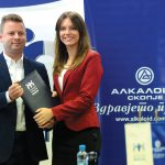 """""""Trajce Mukaetov"""" Foundation grants one-off premiums to the valedictorians from the Faculty of Medicine and the Faculty of Pharmacy at """"Sts Cyril and Methodius"""""""