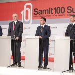 Summit 100 - The largest gathering of the business leaders from SEE, Skopje 2017